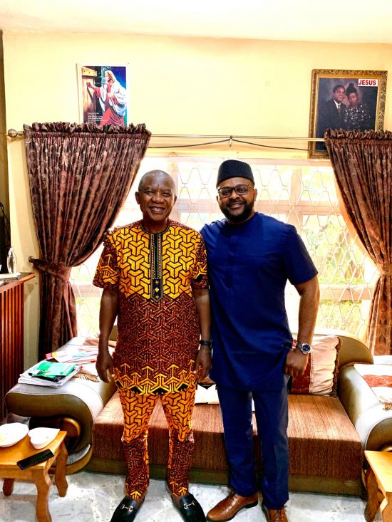 Ikeme Unveils NAPPSA's 10-Year Strategy Plan, Visits 9 Nigerian Institutions