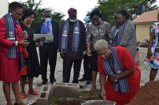 Pharmacy Pioneer Set, University of Ibadan Donates Coffee Shop to Faculty