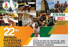 AHAPN Holds 22nd Scientific Conference in Ilorin, Kwara State