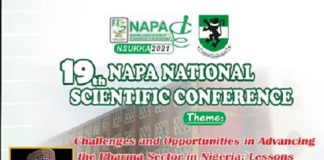 Ohuabunwa, Adeyeye expected as 19th NAPA National Conference Begins August 16
