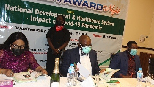 BOF-PSN Honours Four CEOs for Roles in National Development