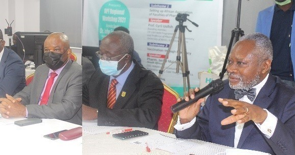 Embrace Technological Innovations amidst Pandemic, APF Urges African Pharmacists