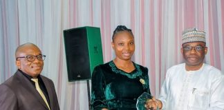 AHAPN Honours Atueyi, Kwara Gov, Ohuabunwa, Others at Kwara 2021
