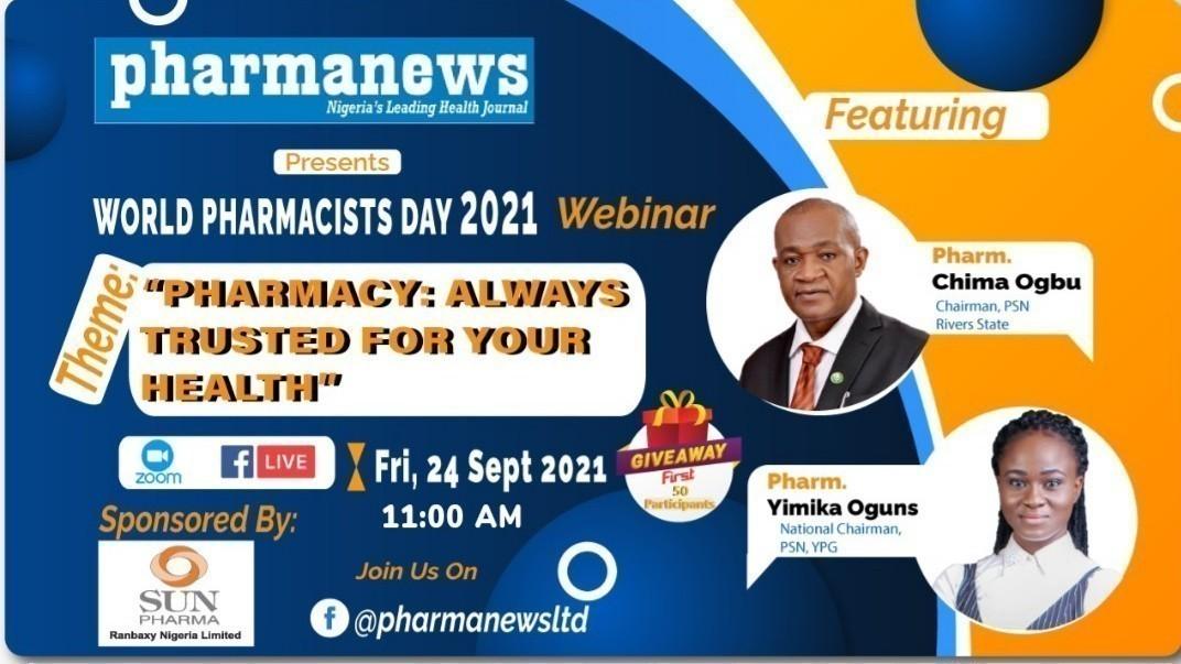 Pharmanews Set to Hold World Pharmacists Day Webinar