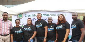 Greenlife Pharma Takes Health Campaign to Ilupeju Community