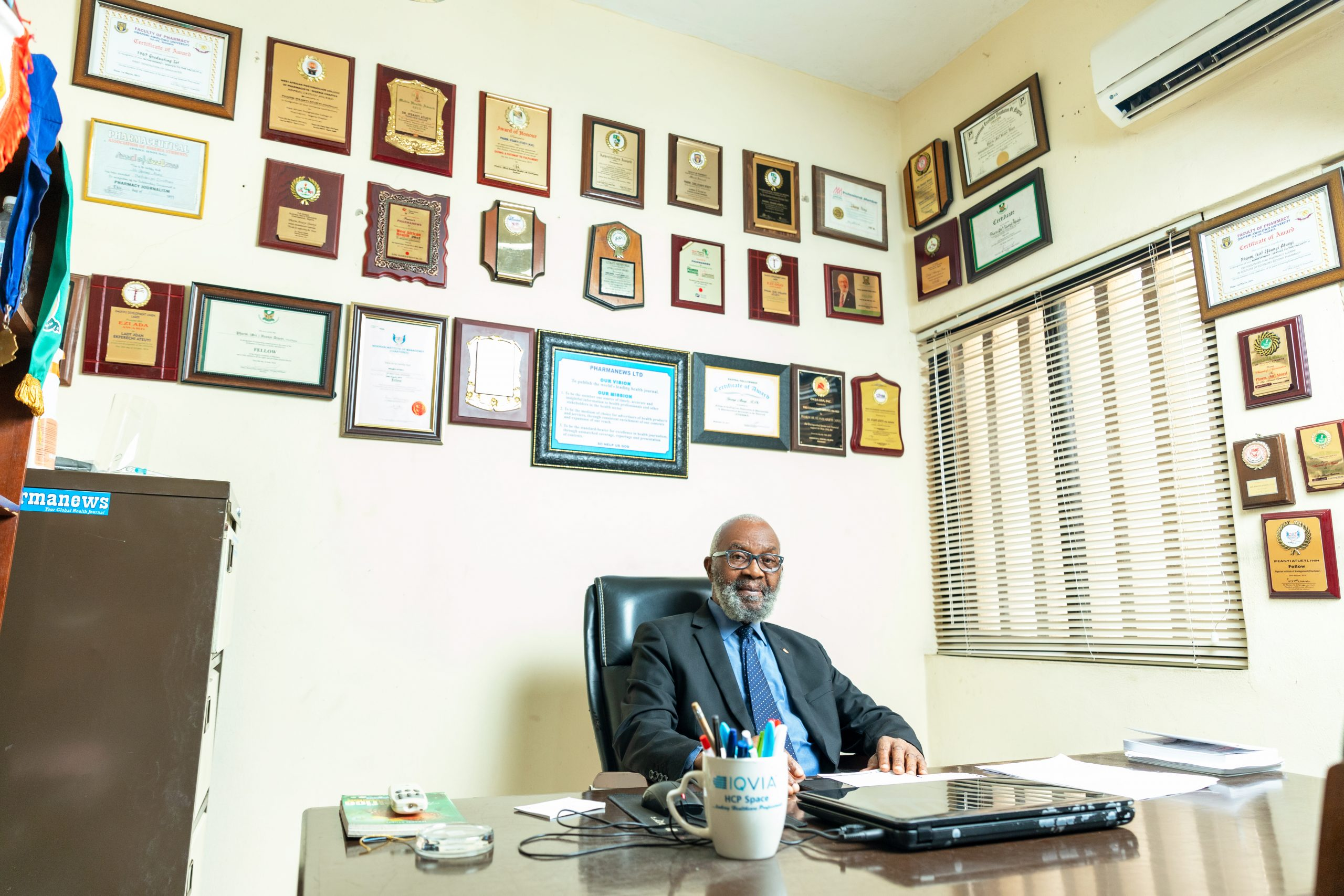 How I Changed My Name in Pursuit of B.Pharm Degree – Sir Atueyi
