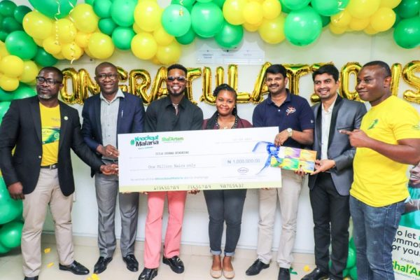 Winners Emerge in Shal'Artem Knockout Malaria Dance Challenge