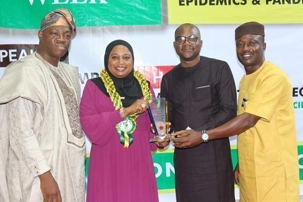 Harvest of Awards at Oyo PSN Pharmacy Week 2021