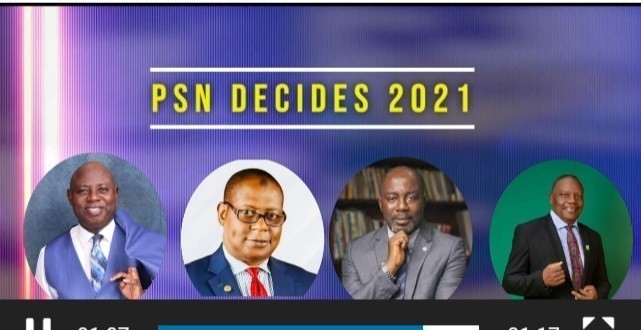 Watch PSN Presidential Debate 2021 Live on Wed, Oct 13